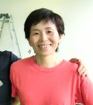 ヨガ講師福田真紀子